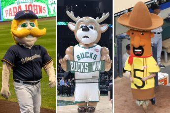 Milwaukee, Bernie Brewer, Bango, Racing Sausages