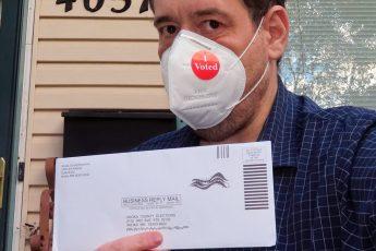 Minnesota, vote by mail