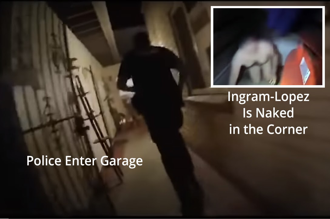 Tucson, Carlos Adrian Ingram-Lopez, police, death