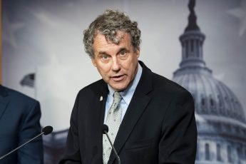 Sherrod Brown, NDAA