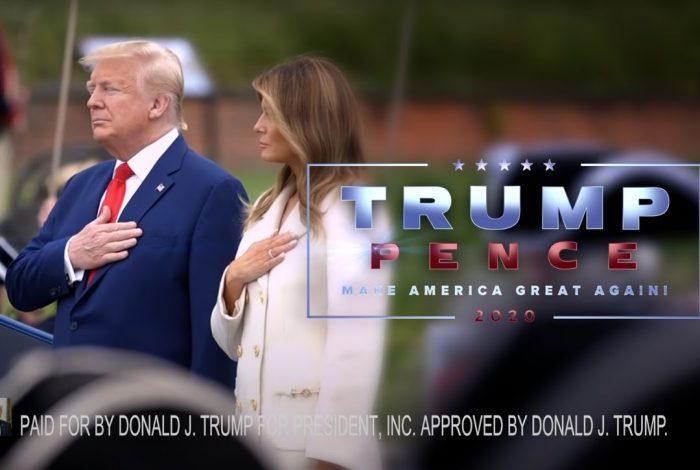 Donald Trump, campaign, ad