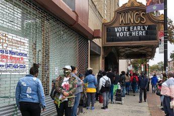 Brooklyn, New York, Early Voting