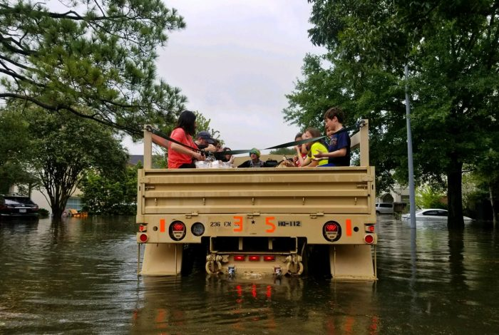 climate change, extreme weather, improving warning systems, UN report
