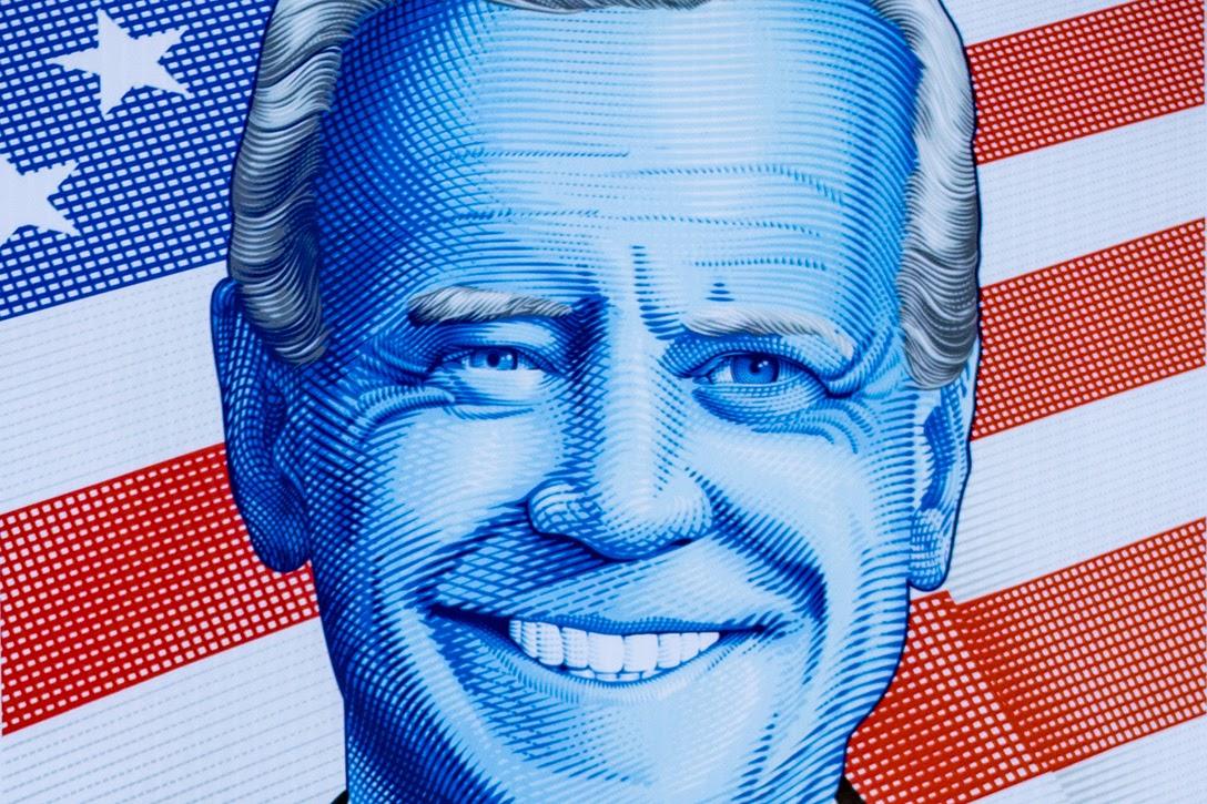 Joe Biden, sign