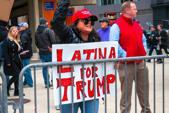 Latino, Donald Trump, supporter
