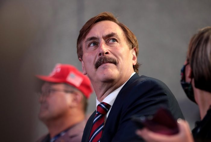 Mike Lindell, My Pillow Guy