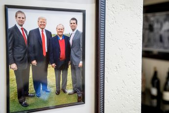 Trump Family, Donald Trump, Jack Nicklaus