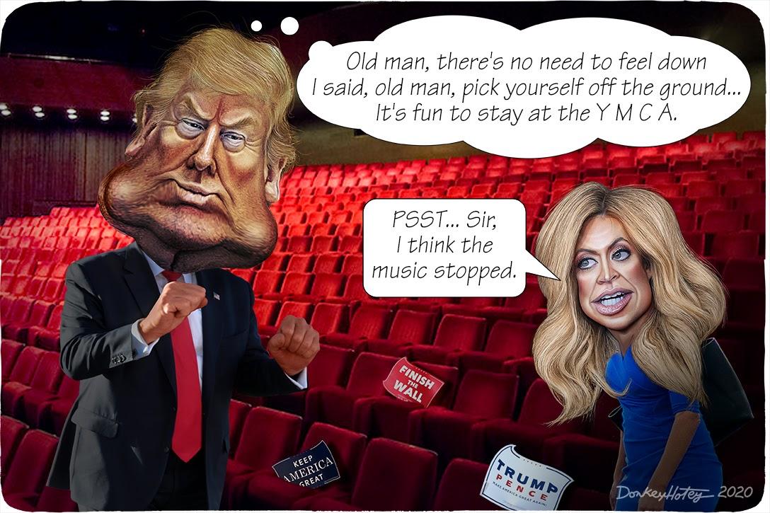 Donald Trump, YMCA