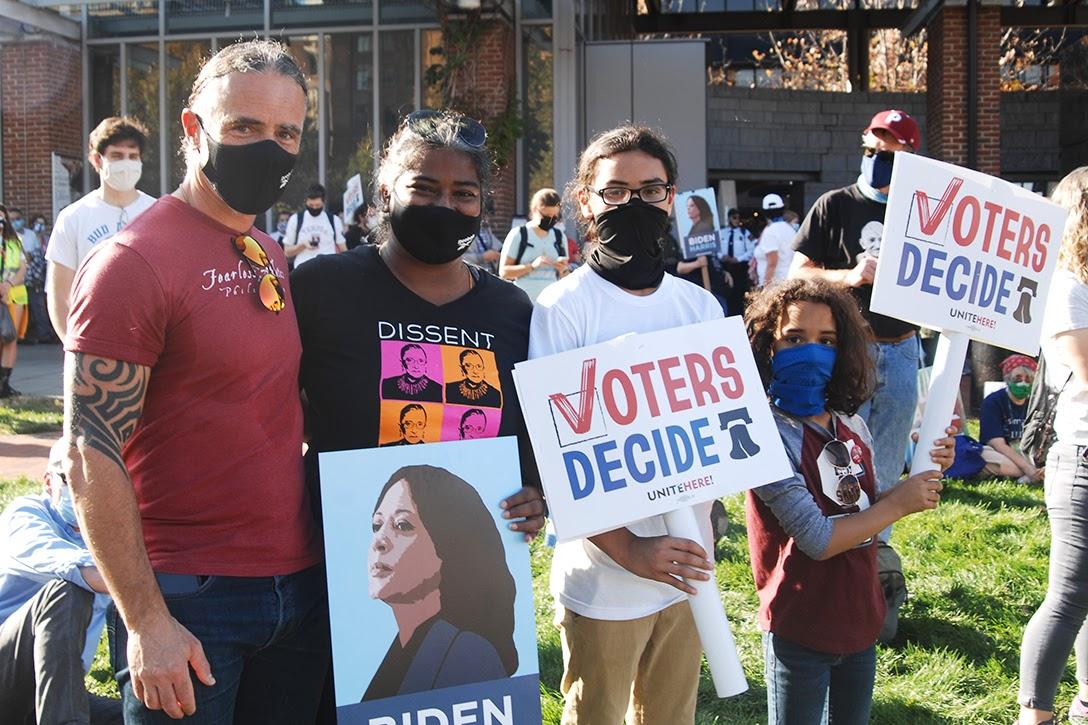 Voters Decide, Philadelphia