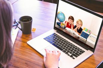 remote learning, COVID-19, technology, challenges