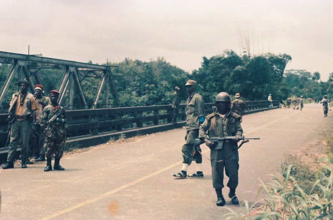 Armed faction during Liberian civil war.