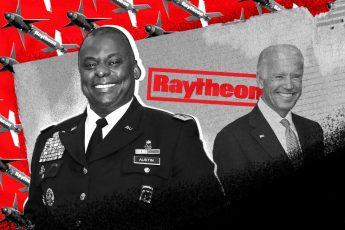Gen. Lloyd Austin, Raytheon