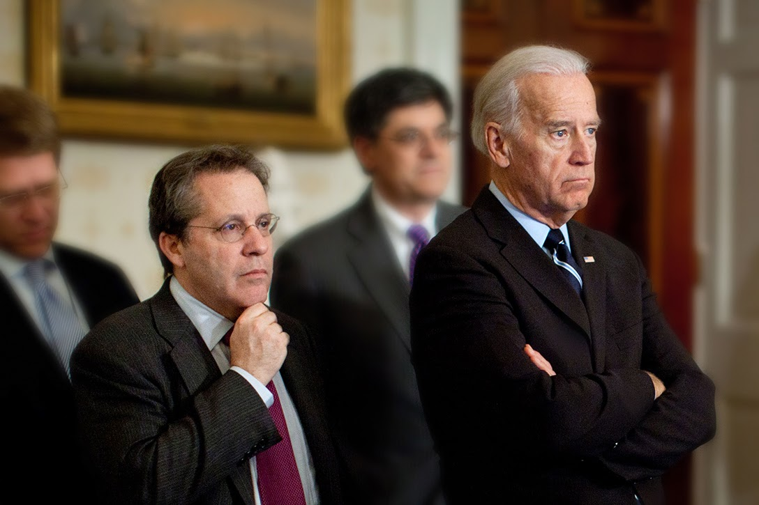 Gene Sperling, Joe Biden