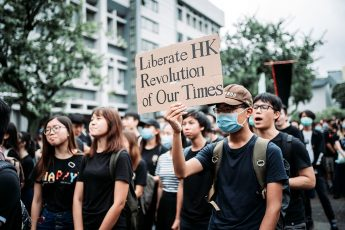 Hong Kong, protests