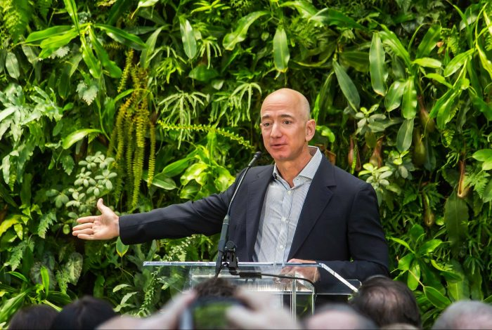 user data, FTC demand, privacy, social media and tech companies, jeff bezos
