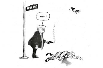 Donald Trump, Fifth Avenue