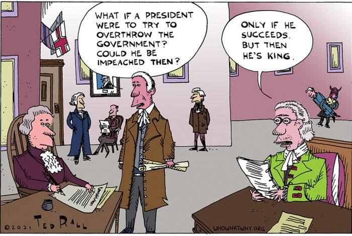 Impeachment, founding fathers,Constitution, Donald Trump