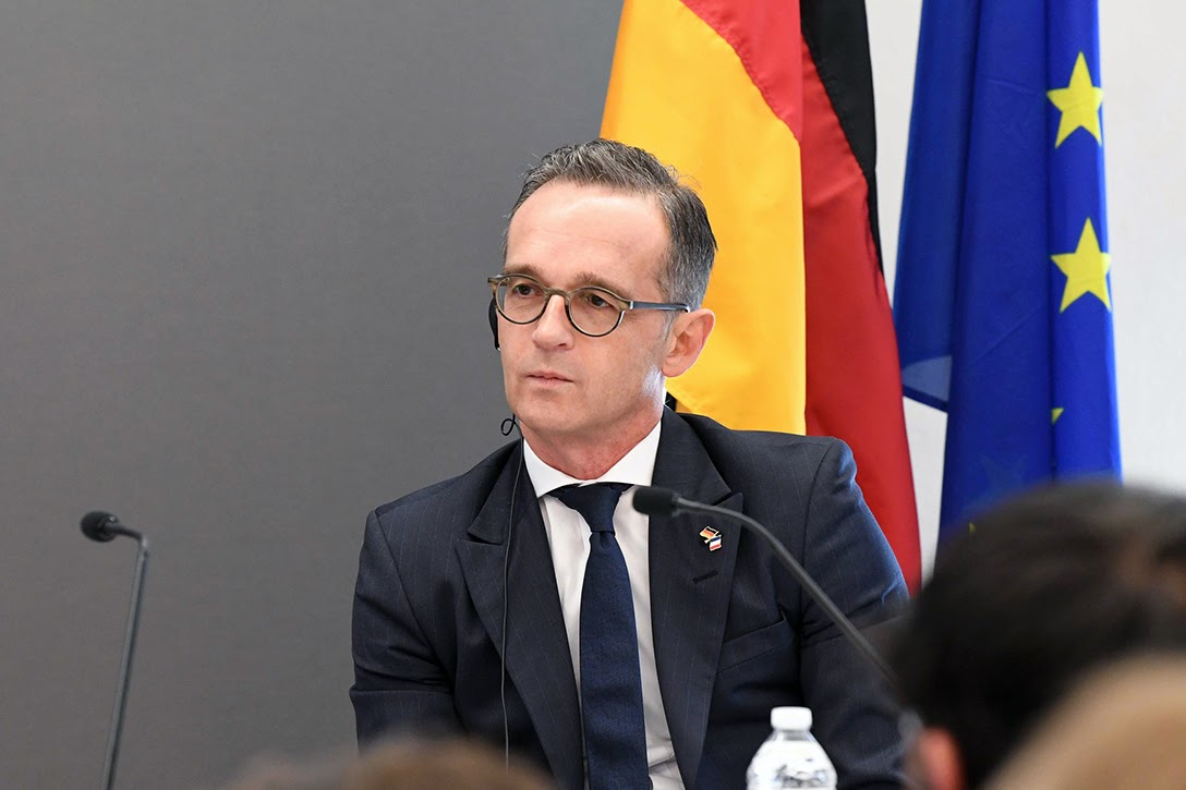 German Minister of Foreign Affairs Heiko Maas