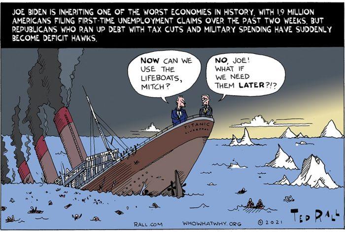 Joe Biden, economy, debt