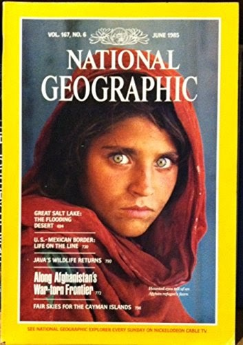 June, 1985, Cover, National Geographic