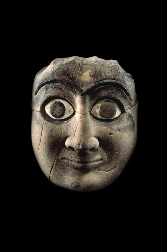 Mask, comparative, boy from Orono Valley