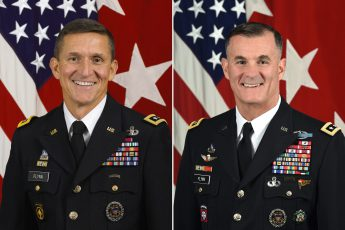 Charles A. Flynn, Michael T. Flynn