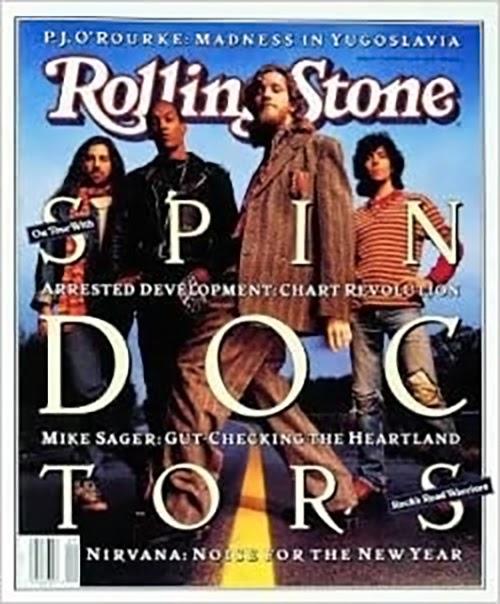 Rolling Stone, January, 1993