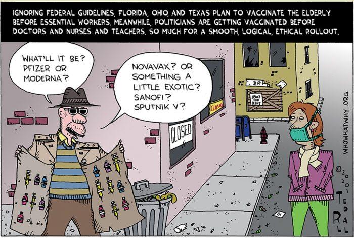 COVID-19, Vaccines