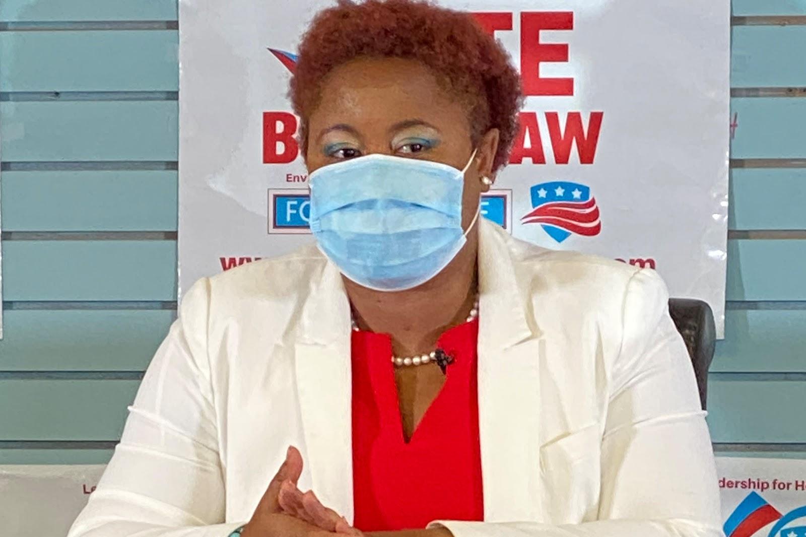 Senate, candidate, Marquita Bradshaw
