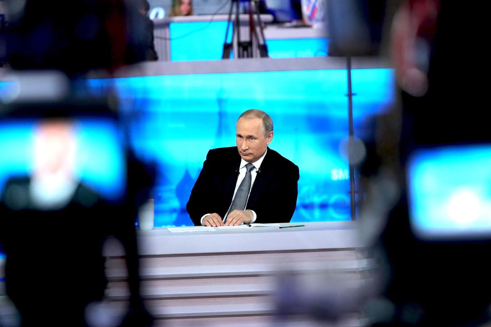 Vladimir Putin, Direct Line