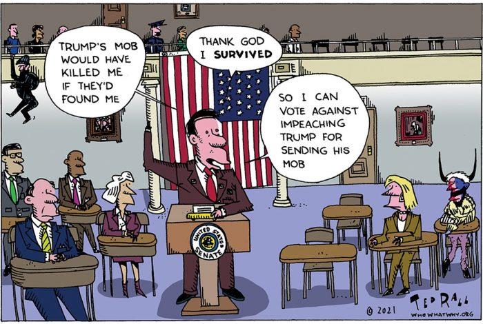 Impeachment, US Senate