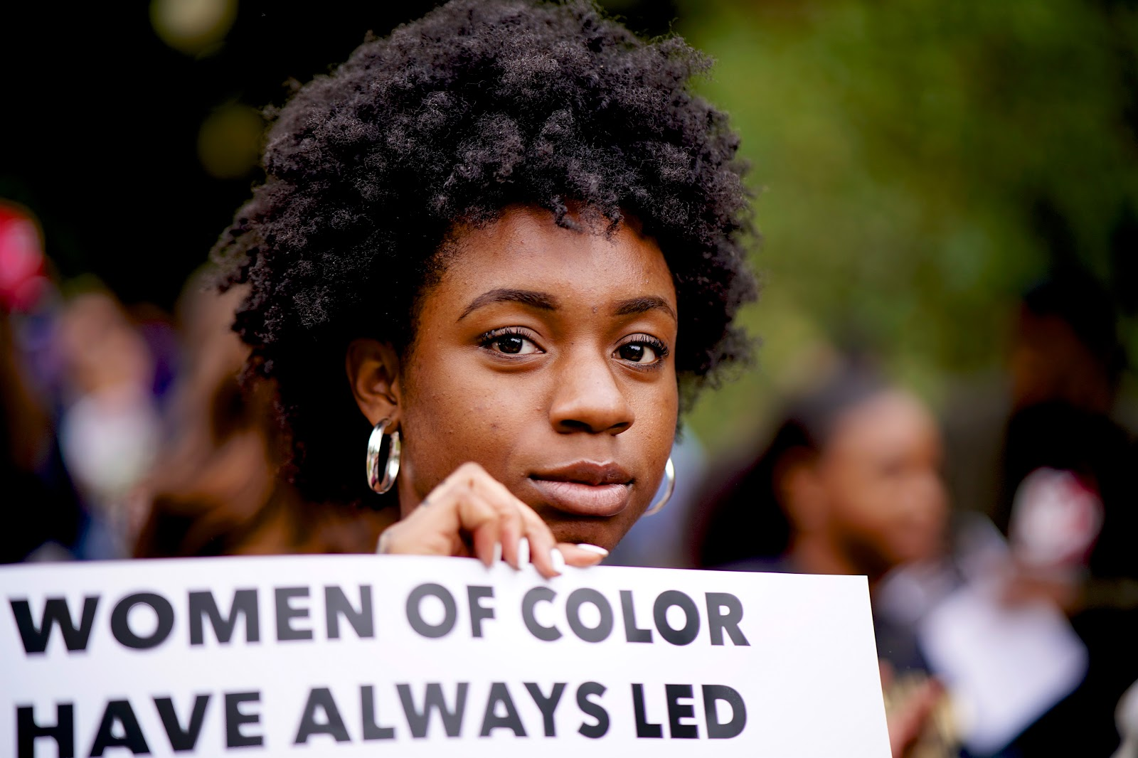 Women of Color Have Always Led