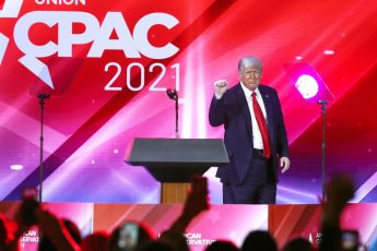 Donald Trump, CPAC 2021