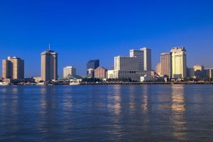 New Orleans, waterfront