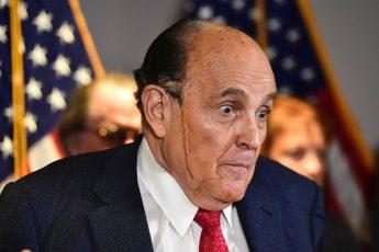 Rudy Giuliani, Donald Trump, lawyer