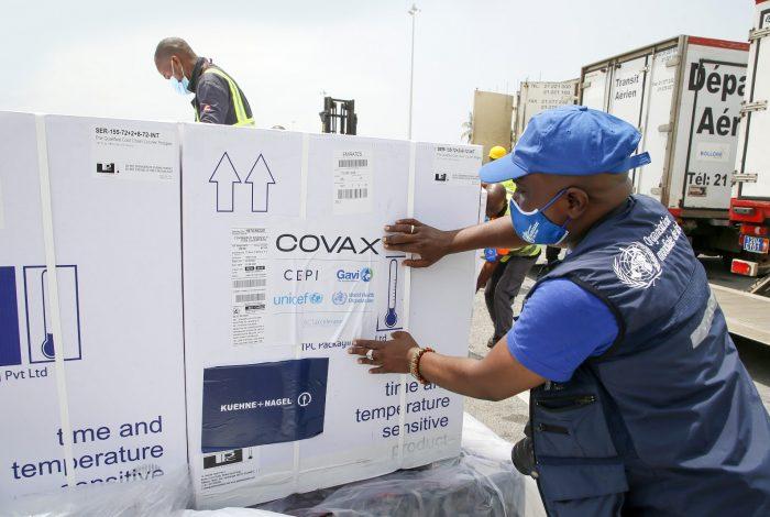 WHO,COVAX, Cote d'Ivoire