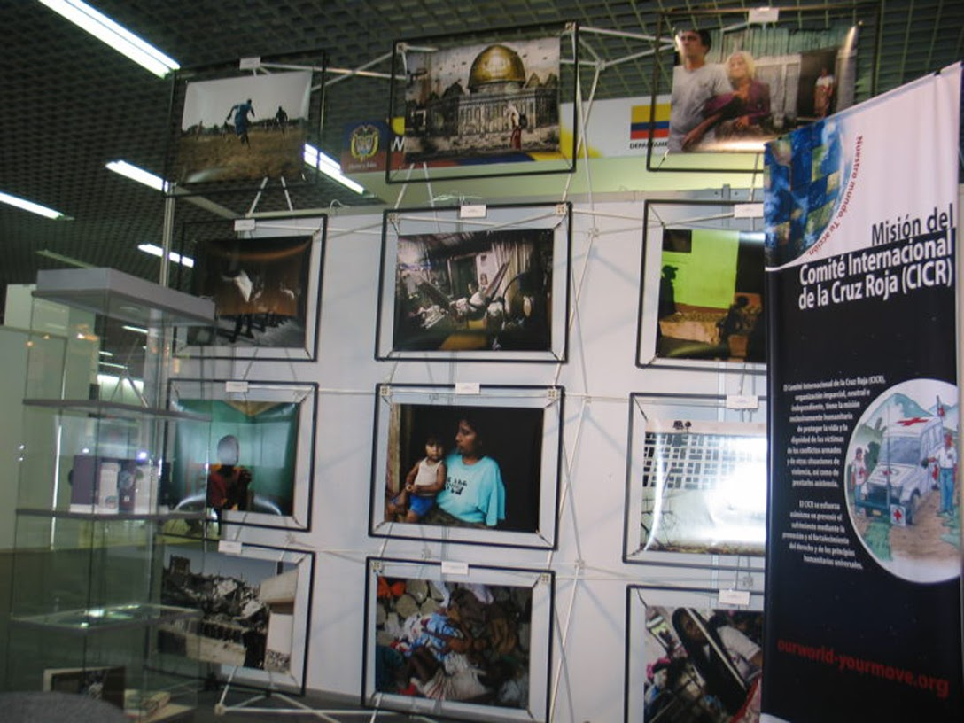 A photo exhibition by the VII photo agency on Liberia's civil wars