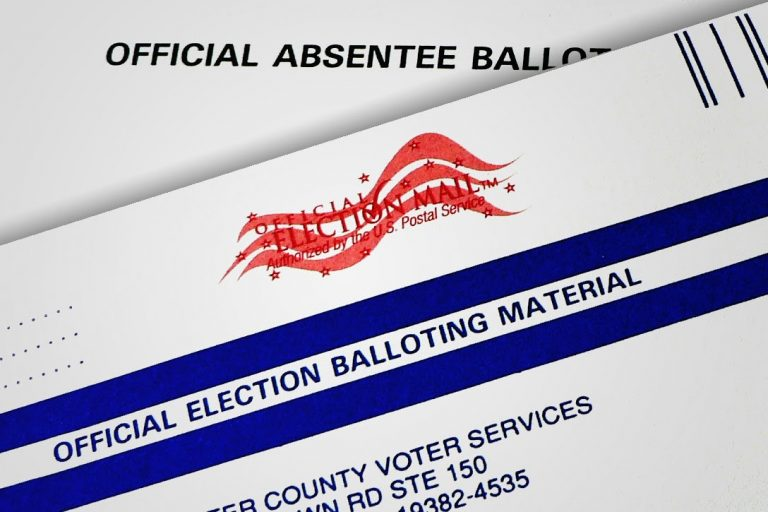 absentee ballot, mail ballot, vote-by-mail