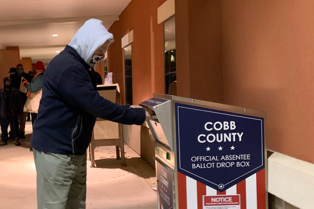Trump Squirms; Georgia Republicans Propose Voting Restrictions
