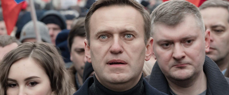 Alexei Navalny, march, Boris Nemtsov