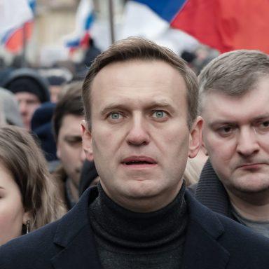 Navalny's Gambit