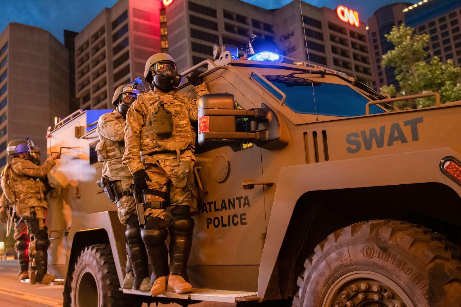 Atlanta Police Department, SWAT