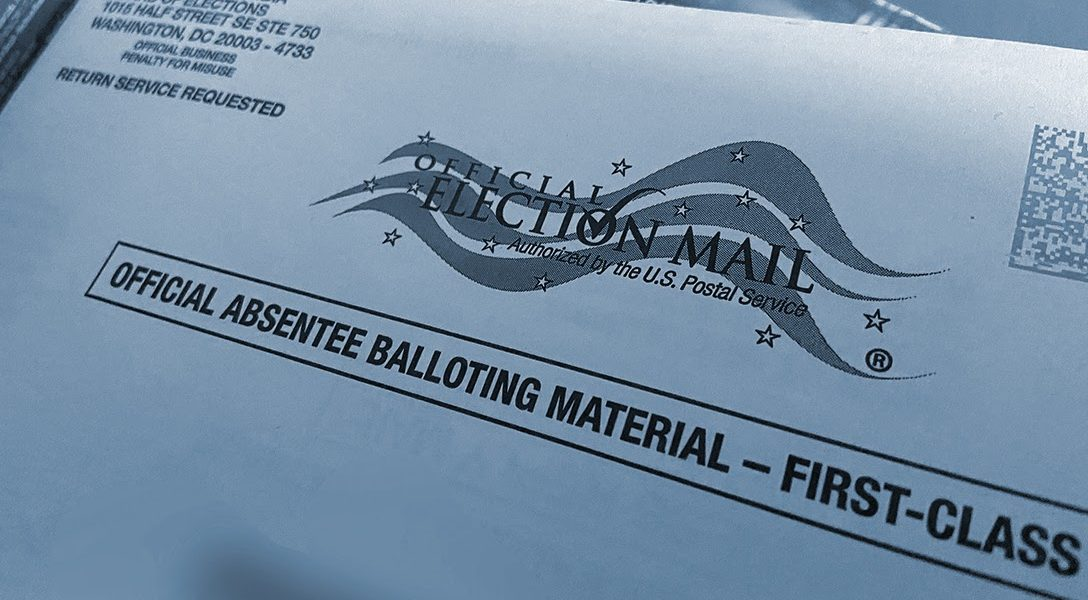 Blue Shift, ballot