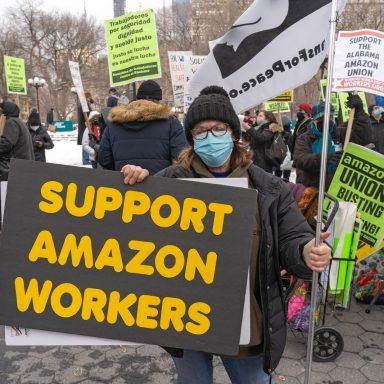 Amazon Primed for Potential Union Breakthrough
