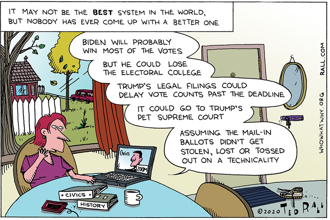 best voting system