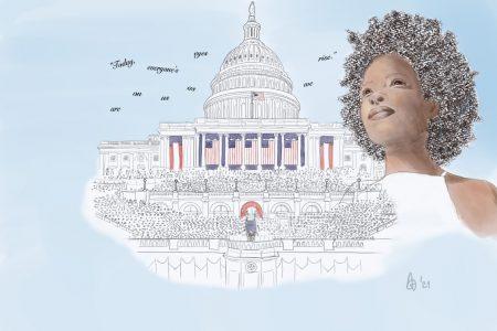 Joe Biden, Inauguration, Amanda Gorman