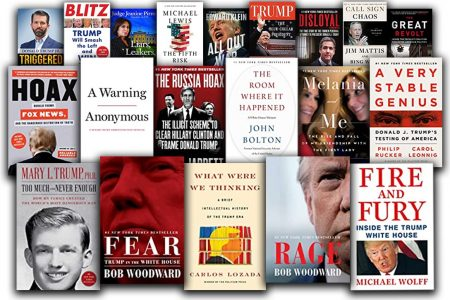 Donald Trump, books