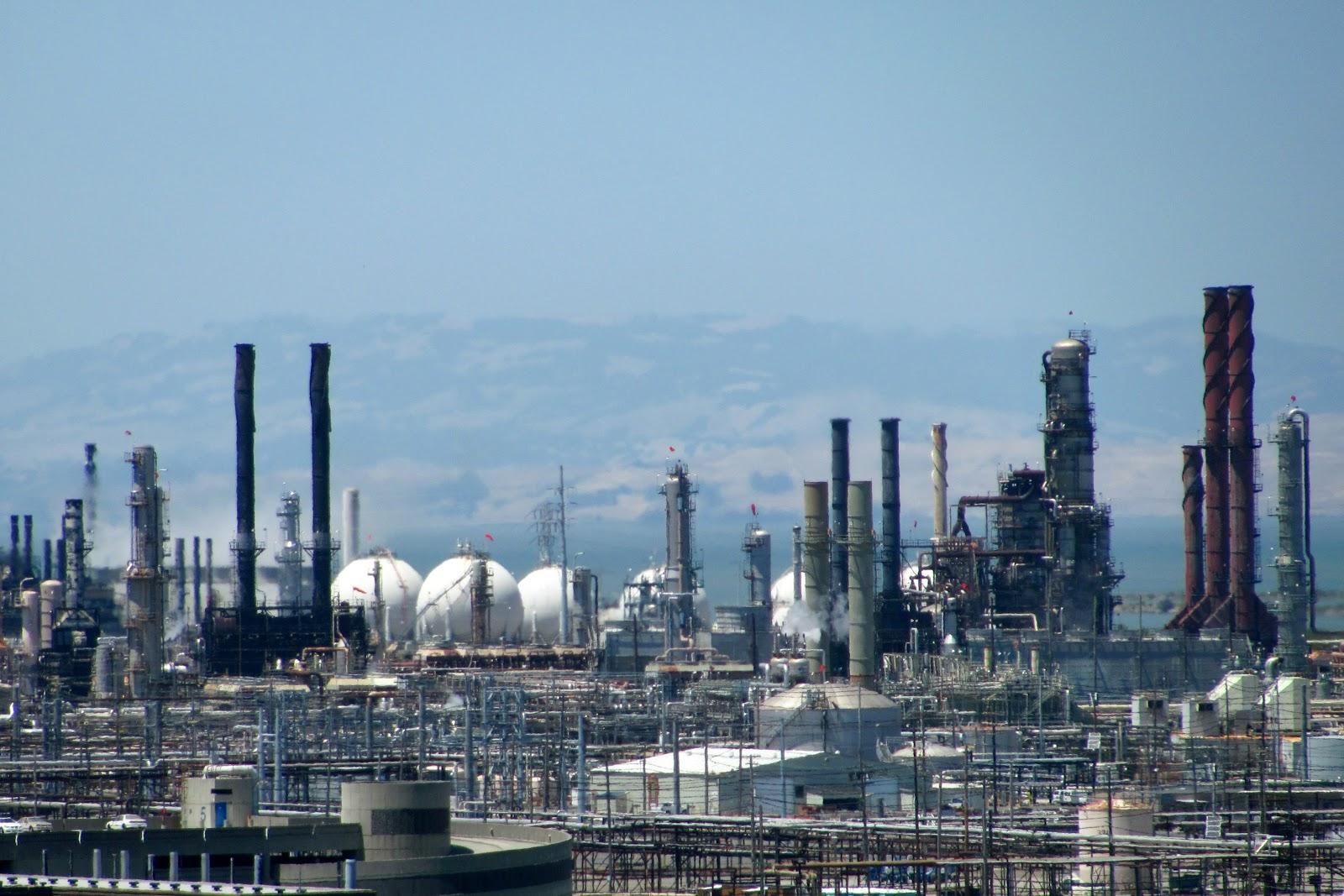 Chevron Richmond Refinery, CA