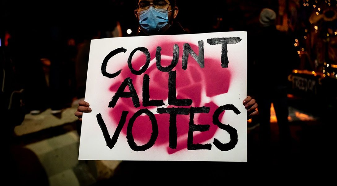 count all votes