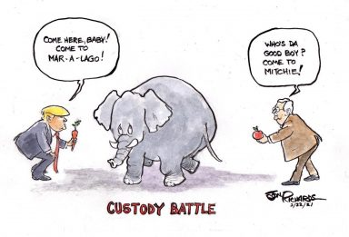Donald Trump, GOP, Mitch McConnell
